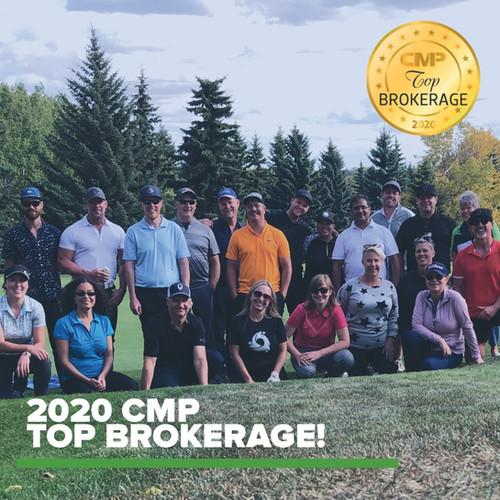 2020 CMP Top Brokerage