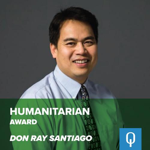 Don Ray Santiago