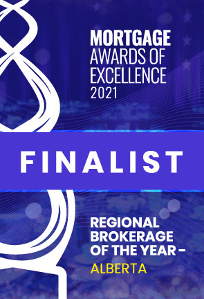 Mortgage Awards of Excellence 2021 Finalist