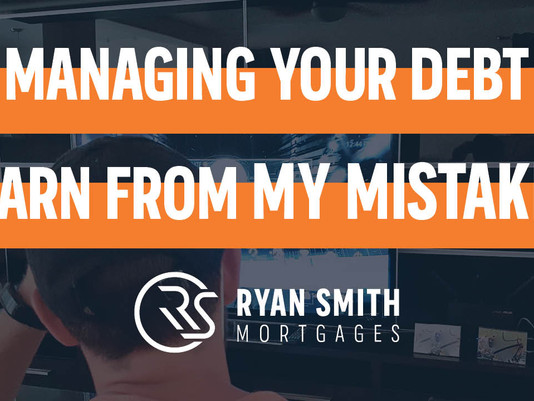 Managing Your Debt: Learn From My Mistakes