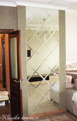 Зеркальная мозаика (панно)