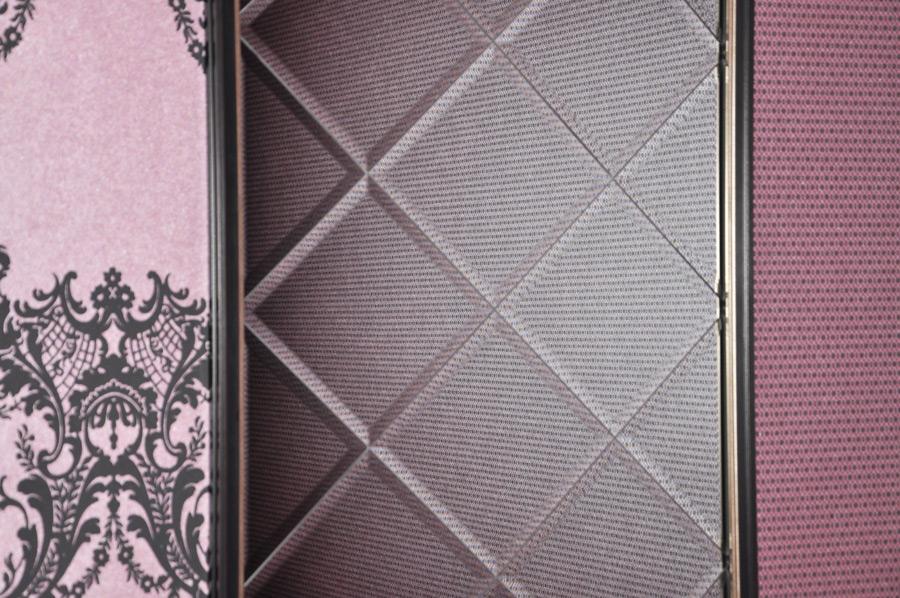 Зеркальная плитка (цвет графит)
