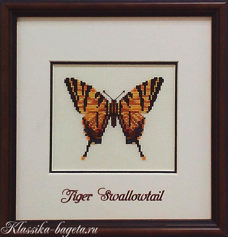 """Вышивка крестиком """"Бабочка"""""""