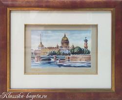 Оформление картины_Санкт-Петербург