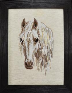 """Вышивка """"Лошадь"""""""