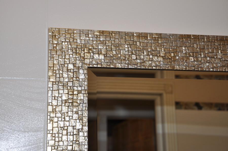 Зеркало в PREMIUM раме.