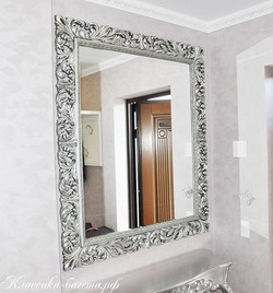 Зеркало в резном багете