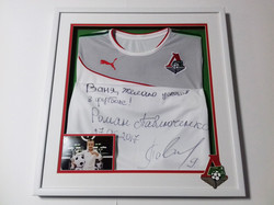 Футболка ФК Локомотив