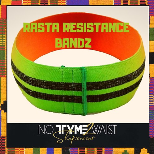 Rasta Resistance Bandz (1 Band)
