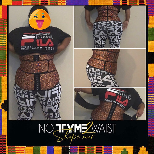 The Akan Extended Waist Trainer