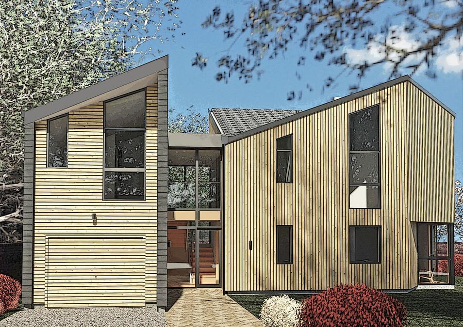 Pease Pottage Cottages, RH11
