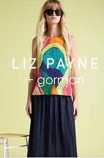 Gorman x Liz Payne