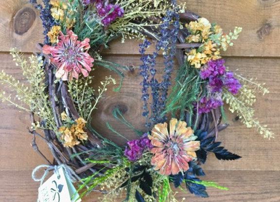 Dried Wreath