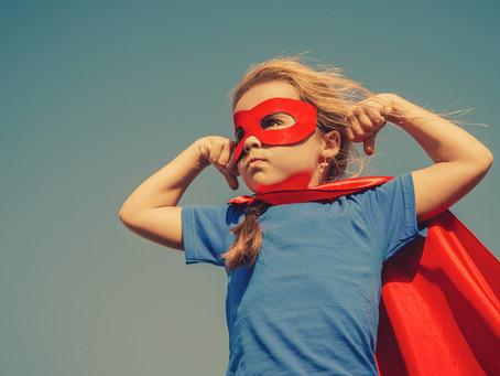 Find your inner Superhero!