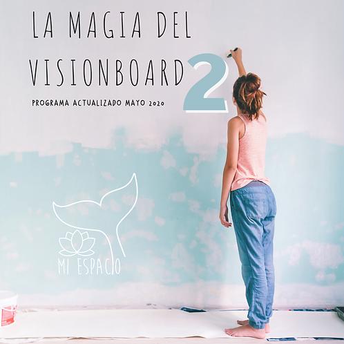 La magia del vision board 2.0