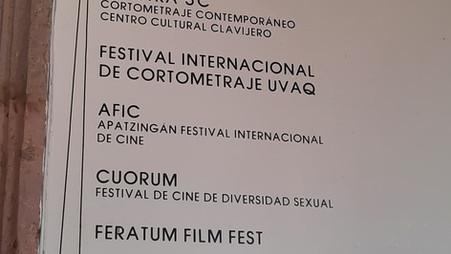 FESTIVALES DE CINE EN MICHOACÁN