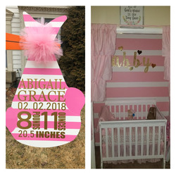 Baby Bundle Room Decor