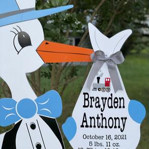 Baby Stork MD (240)863-2873 ~ Top Five Baby Gifts ~ Pasadena Maryland