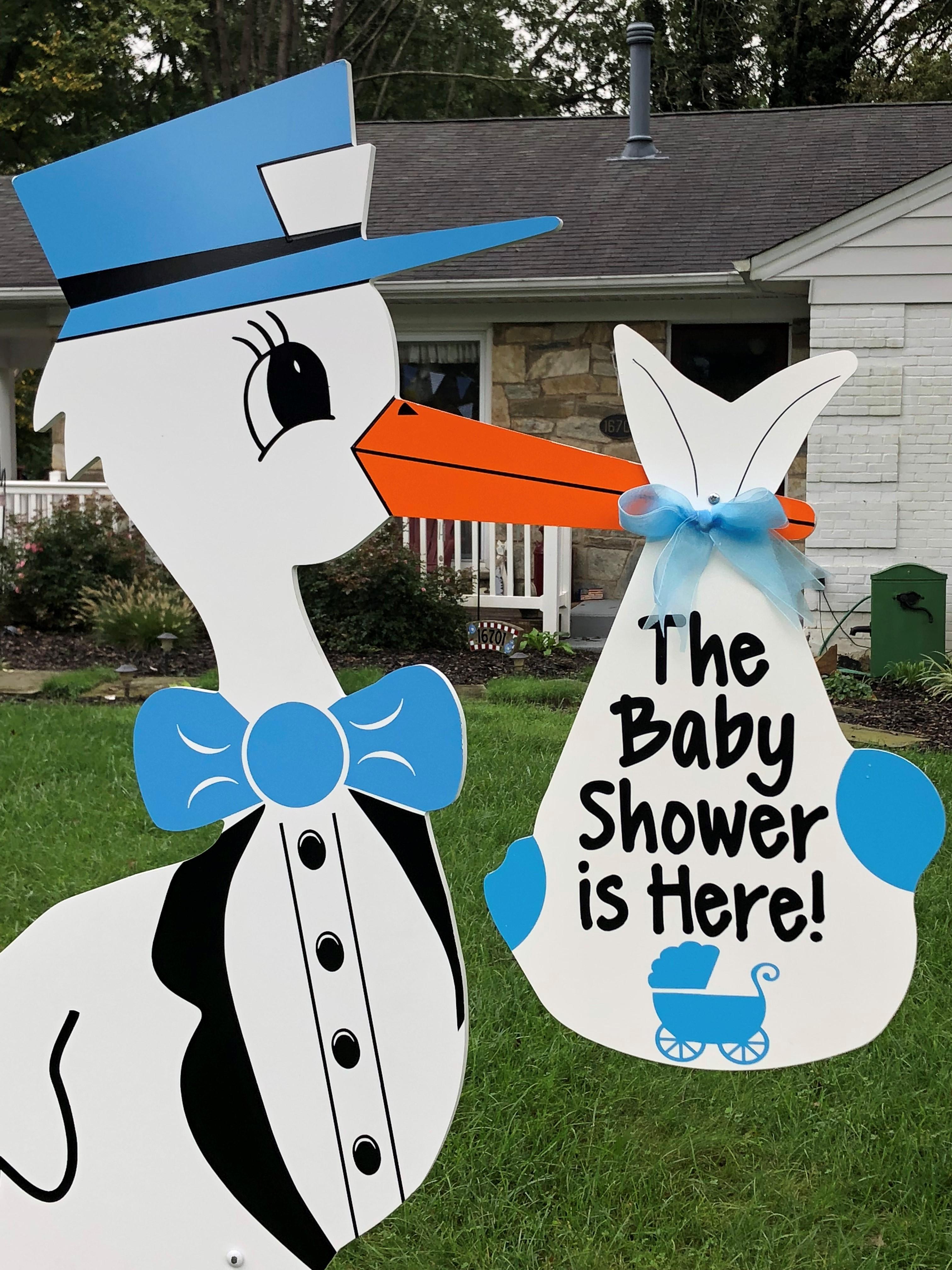 Baby Stork MD
