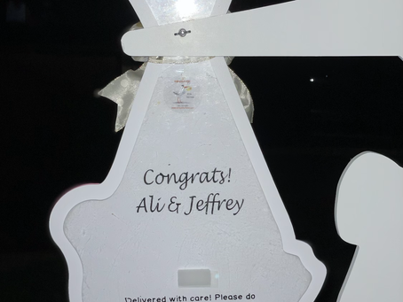 Baby Stork MD (240) 863-2873 ~ Personalized Baby Gift ~ Silver Spring Maryland