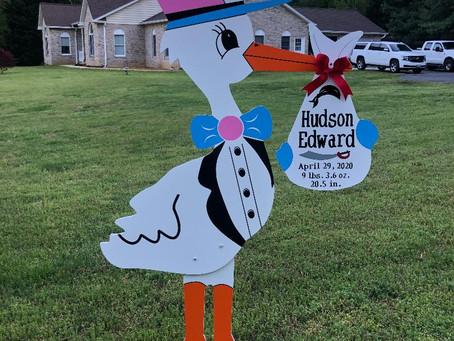 Baby Stork MD (249)863-2873 ~ Maryland Stork Rentals ~ Silver Spring, Maryland