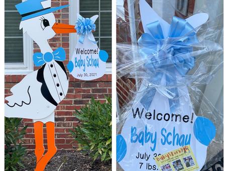 Baby Stork MD (240)863-2873 ~ Privacy Stork Rental ~ Washington DC