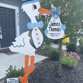 Baby Stork MD (240)863-2873 ~ Baby On The Way ~ Glen Burnie Maryland