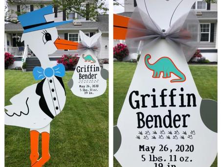Baby Stork MD (240)863-2873 ~ Stork Lawn Rentals ~ Maryland
