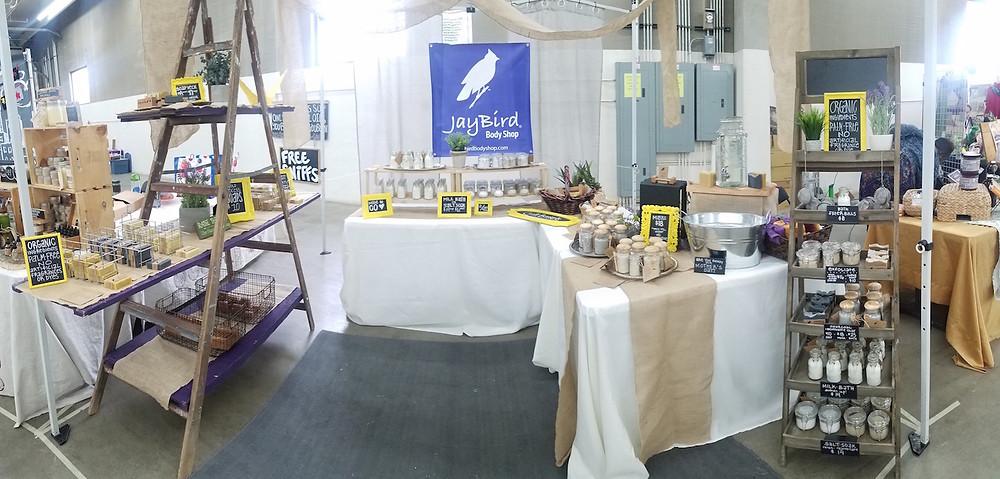 Jaybird Body Shop - Handmade and organic skin care