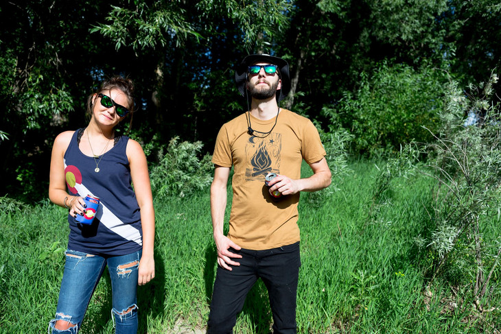 Awesome Clothing and Accessories by Fort Collins own Featured Artisan, Akinz, at Firefly Handmade Fo