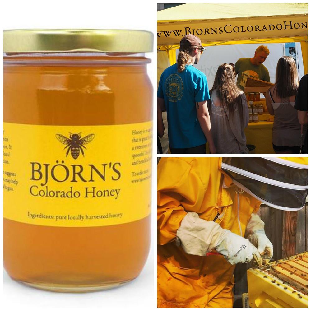Bjorn's Colorado Honey - Firefly Handmade