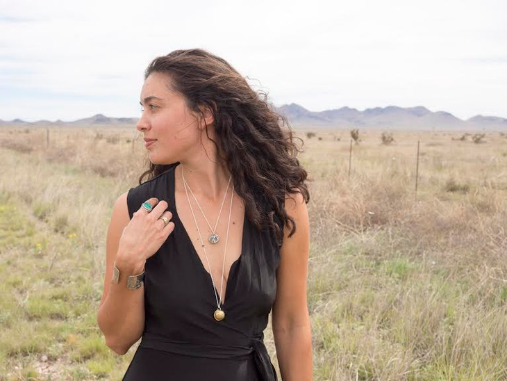 Featured Artisan, Britta Ambauen: Jewelry to Inspire, Returns for Summer Market and Shares Insights