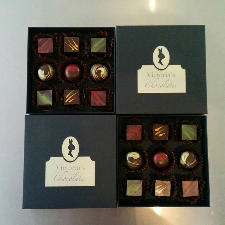 Look No Further Chocoholics, Featured Artisan Victoria's Chocolates Returns to Fort Collins AND