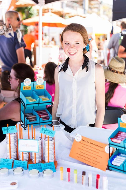 Junior + Teen Firefly presented by Tinker Art Studio Will Be at Summer Market This Weekend
