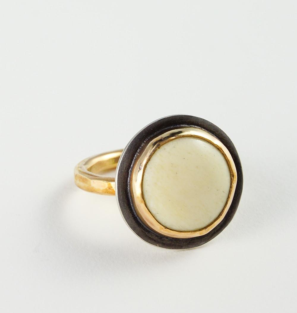 Ring by Finer Edge Studio