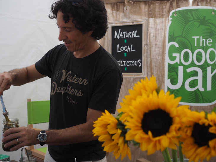 The Good Jar, Spring Market Featured Artisan, Is All About Delicious, All Natural Relishes, Pickles