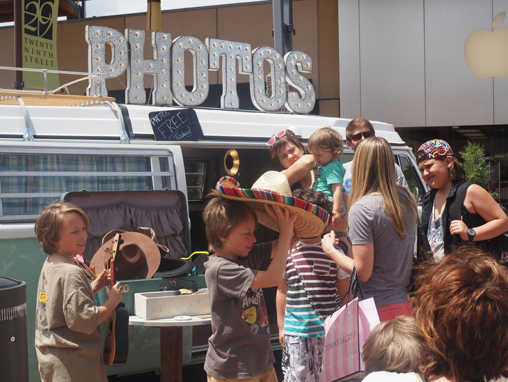 The ShutterBus, Summer Market  Photo Fun Returns, and Here's How It All Began