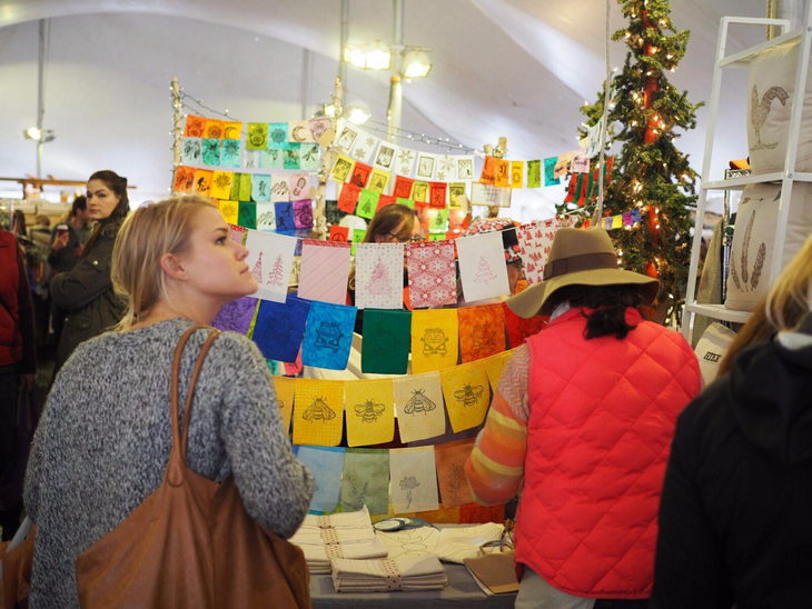 Holiday Magic at Firefly Handmade