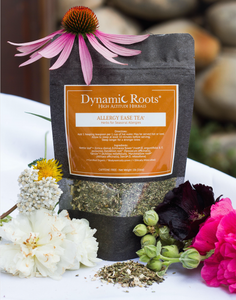 Dynamic Roots wonderful natural and organic teas