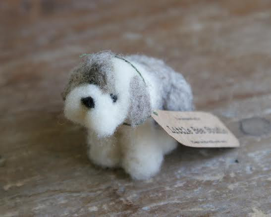 Little Bea Studio, Pet Portraits in Felted Wool, Boulder Holiday Market Featured Artisan