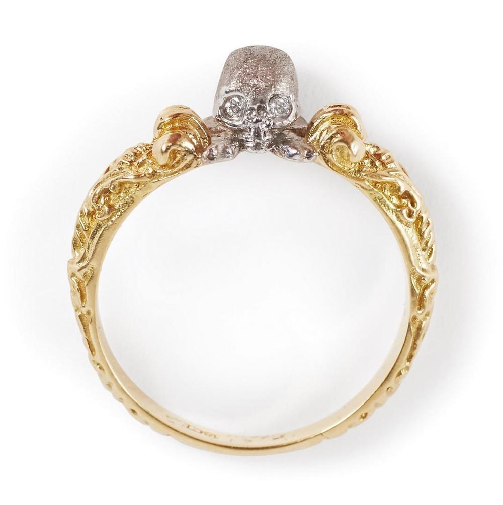 Ring by Black Betty Designs