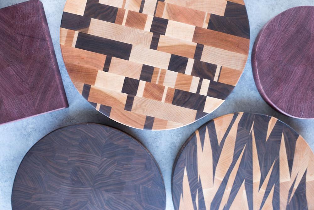 BoWood Company creates kitchen utensils using high quality woods