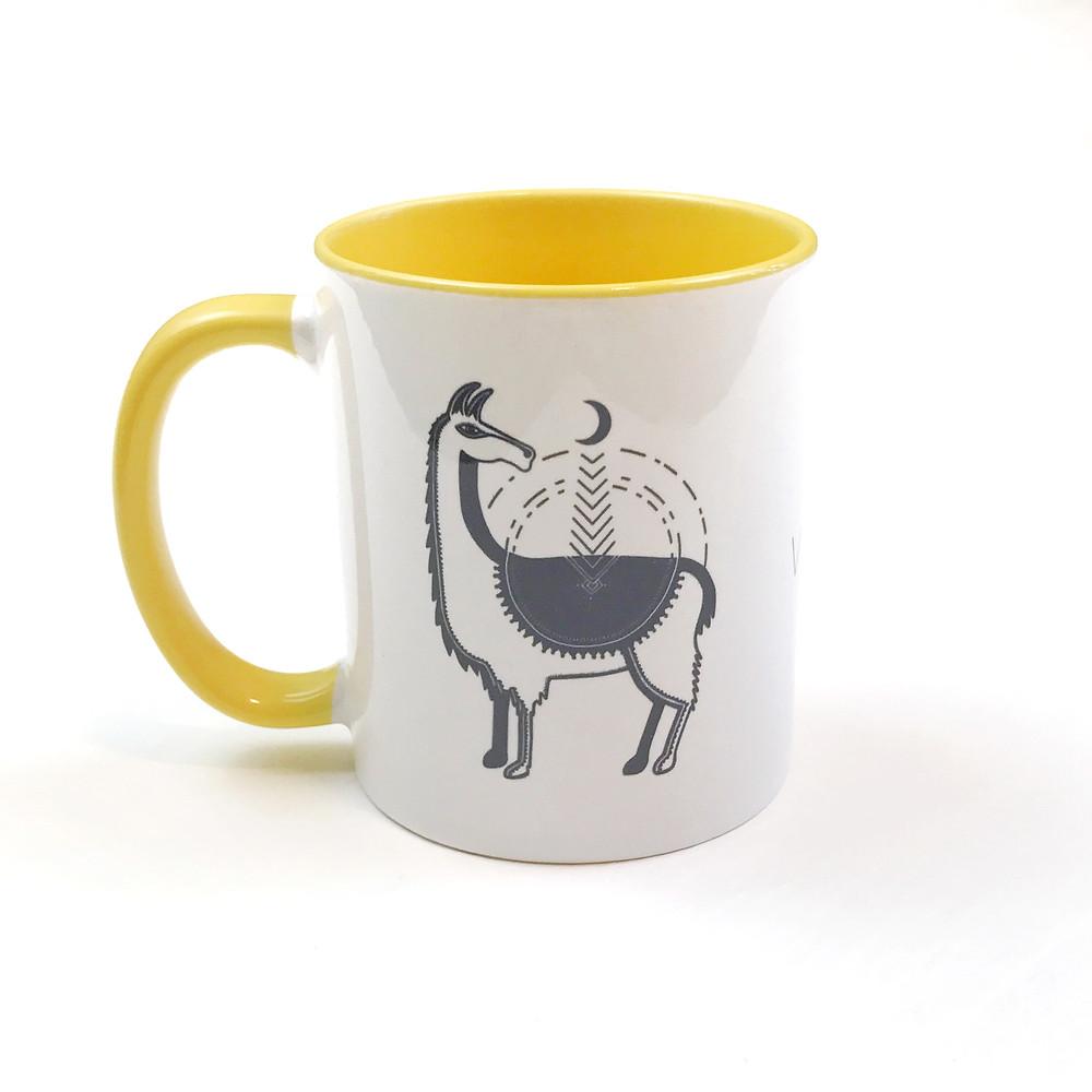 Llama Mug - Vela Apparel