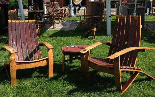 Behind the Scenes with Rick Hammans Woodworking, Spring ...