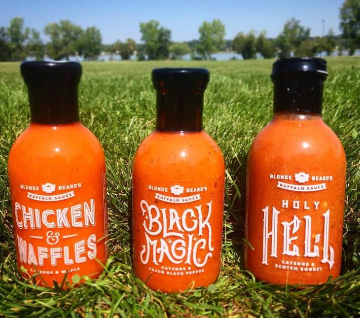 The New Classic: Blonde Beard's Buffalo Sauce