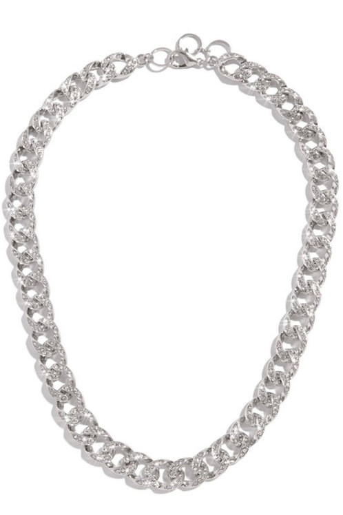 Donna Necklace - Silver