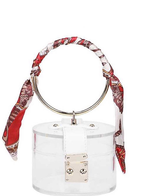 Marcy Clear Bag