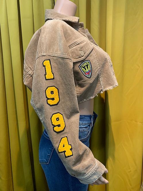 1994 Crop Jacket