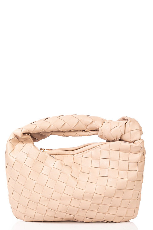 Janet Handbag - Ivory