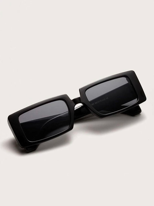 Kylie Square Sunglasses (Black)